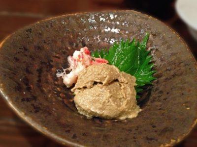 かにみそ甲羅盛りは熱燗が最高♪おいしい食べ方と実際の感想は?