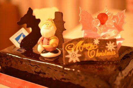 クリスマスケーキチョコレート