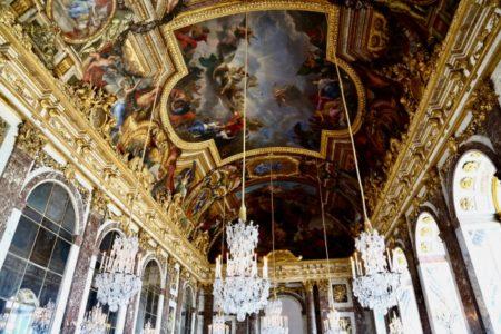 姫系ロココ調ベルサイユ宮殿