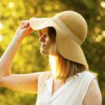 UVカット帽子レディース おしゃれなつば広で洗えるのはコレ!