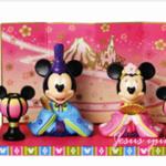 雛人形2018ディズニーリゾート限定の3選!通販で人気なのはこちら♪