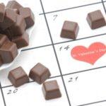 ノンシュガーチョコレートをバレンタインに贈る!ダイエット効果は?