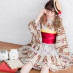 夢展望の浴衣ドレス通販!着方が簡単な姫ファッションブランド口コミ