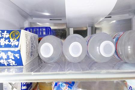 冷蔵庫の水