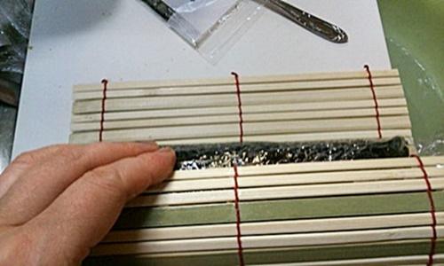 恵方巻作り方5