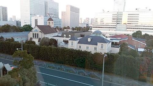 東京ベイコートクラブ昼間